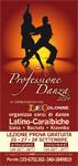 volantino Professione Danza latino-caraibiche - Crema on line