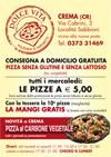 dolce vita pizzeria - volantino soffiata crema
