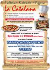 La Catalana - Casaletto di Sopra - CR - volantini soffiata crema