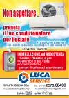 Luca service caldaie climatizzatori - volantino Crema on line