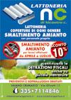 volantino lattoneria NC Nicastro - Vaiano