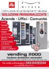 Vending 2000 - volantino soffiata crema on line