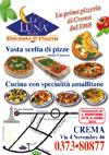 la luna pizzeria - volantino soffiata crema on line