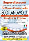 scotlandwool materassi - volantini soffiata crema online