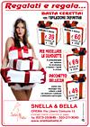 snella & bella estetista - volantini soffiata crema