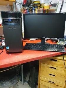 Vendo Pc Lenovo Mod.LH50 Completo
