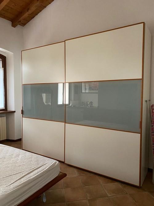 camera letto completa Molteni