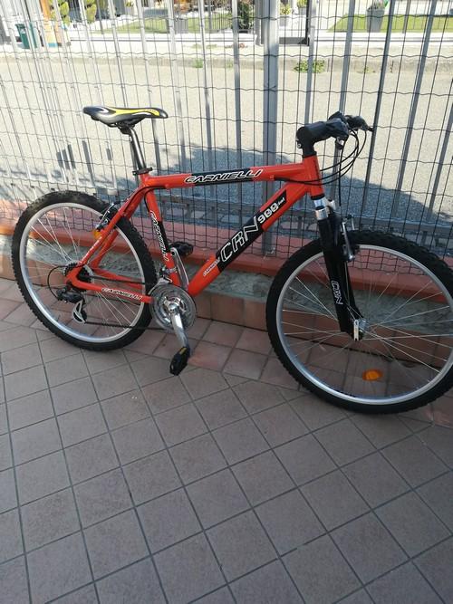 mountain bike Garnielli